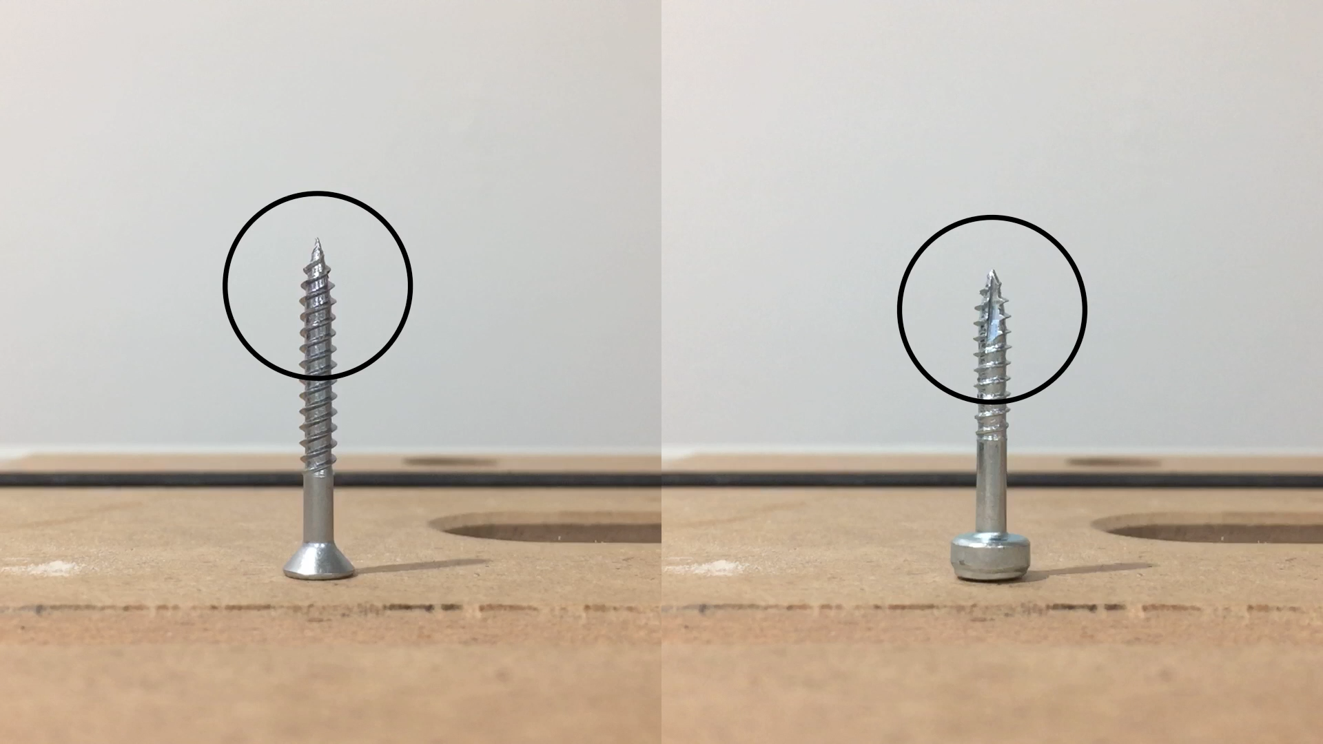 Picture of Looking at Screws