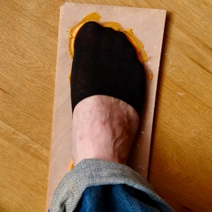 Mold the Sole