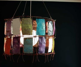 Graffiti Paint Can Lamp