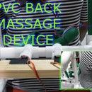 PVC BACK MASSAGE DEVICE