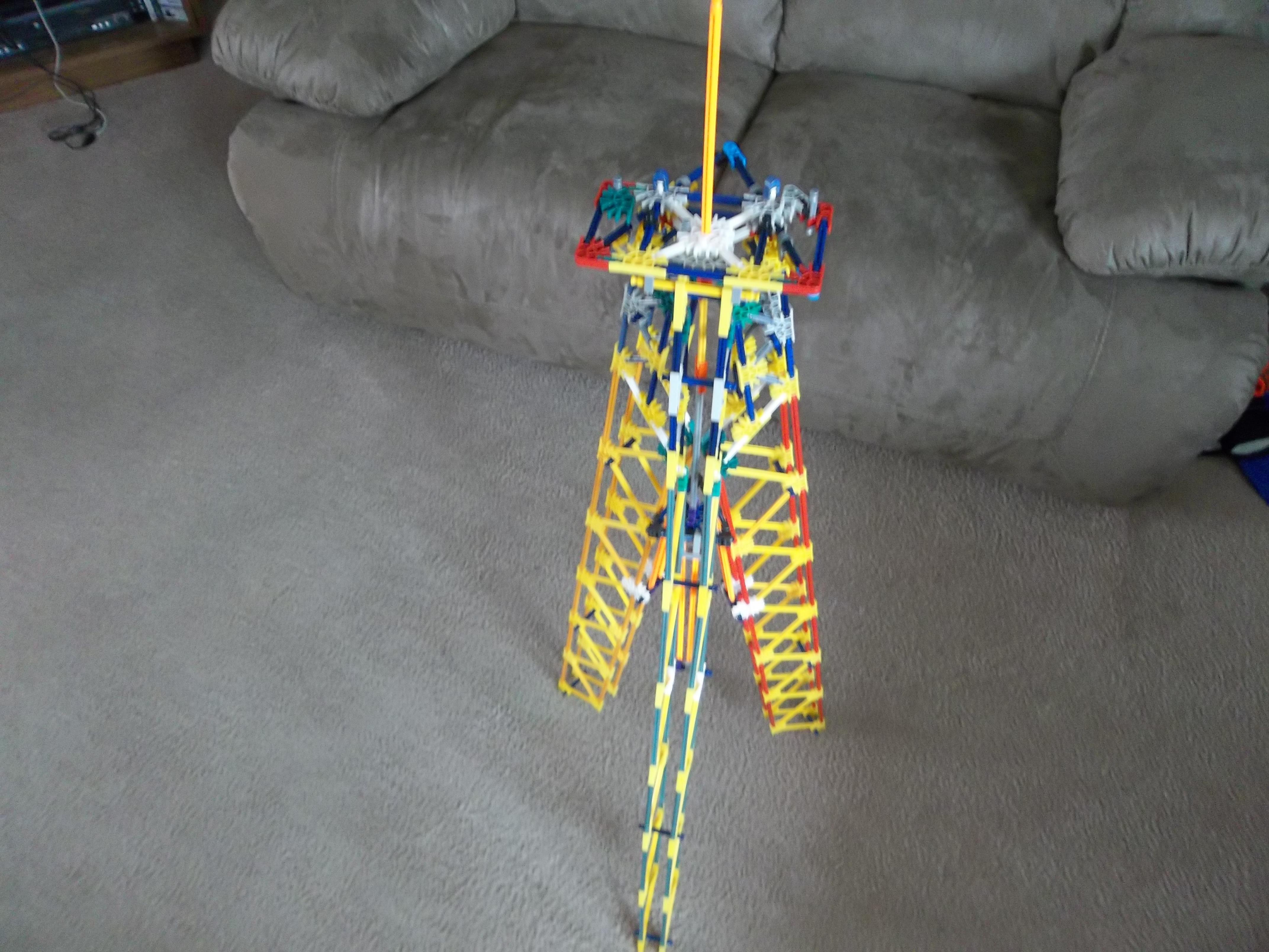 Picture of Easy Folding Tri-pod