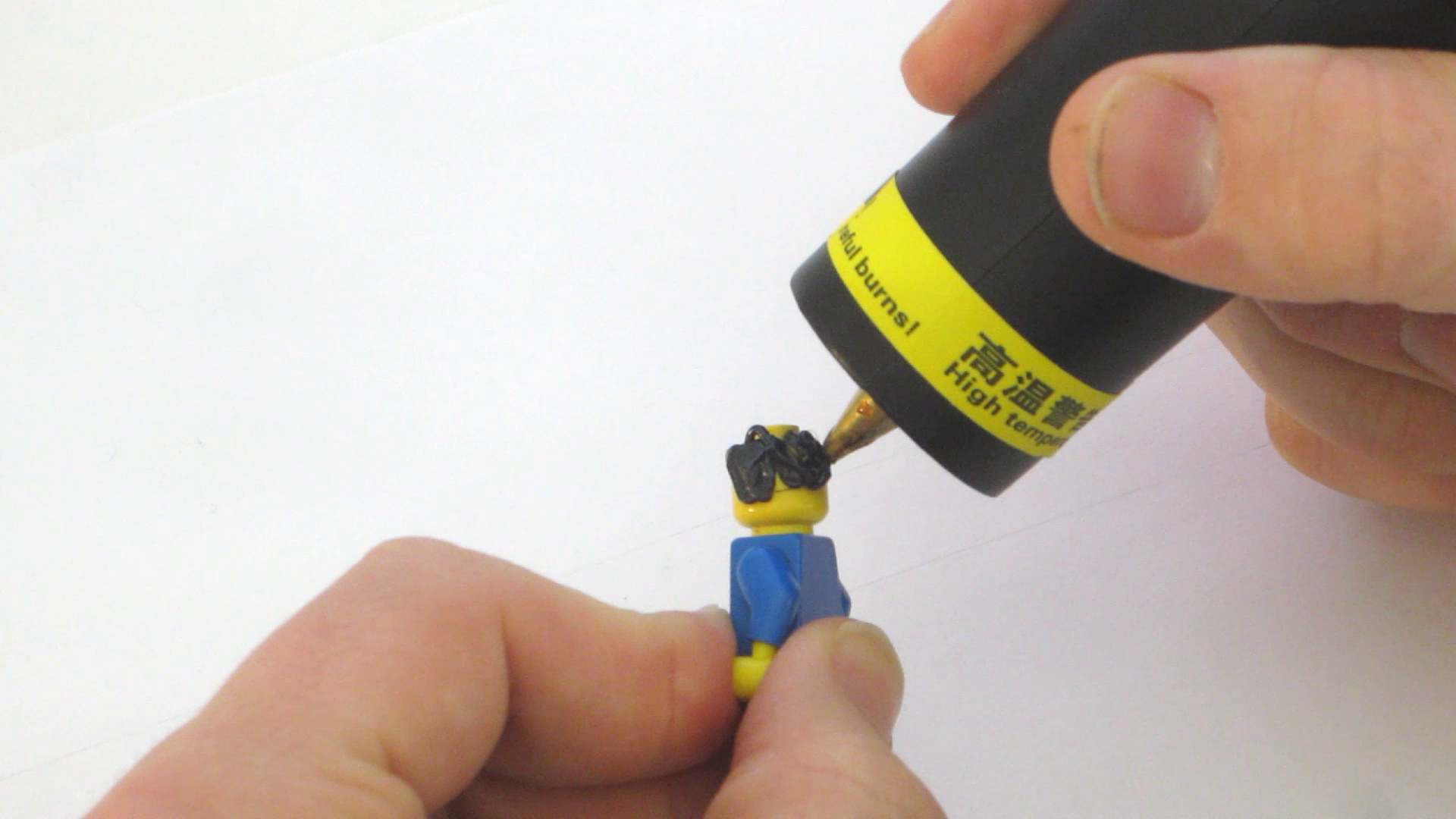 Picture of Modifying and Repairing Other Plastic Objects