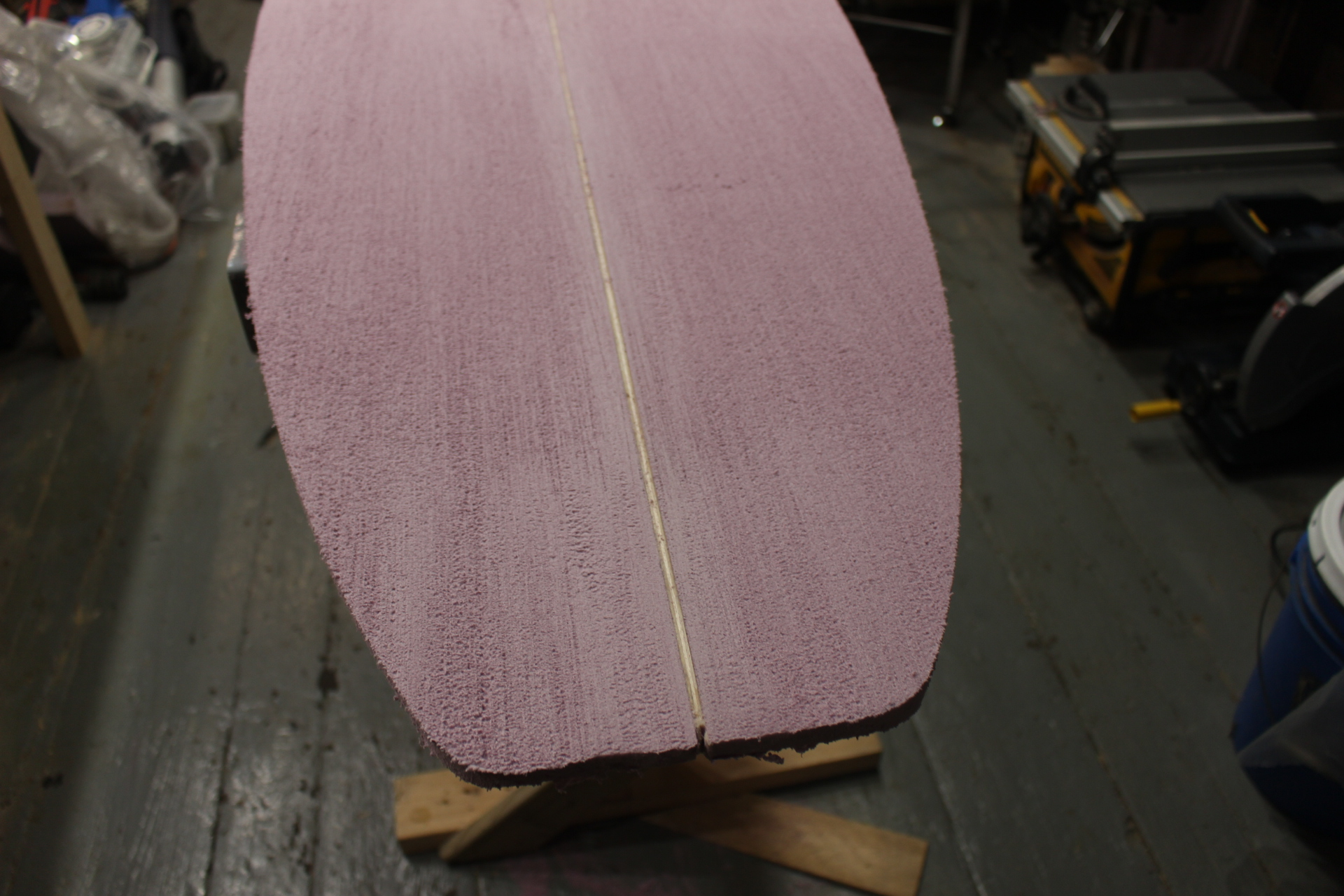 Picture of Clean Up the Surfboard Blank