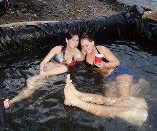 Camping Hot Tub