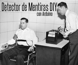 Detector de Mentiras (CHMD-DM3)
