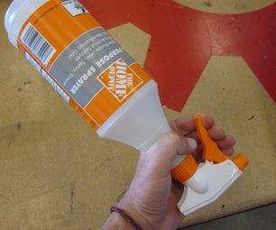 Make a Spray Bottle Work at Any Angle! - I Made It at TechShop