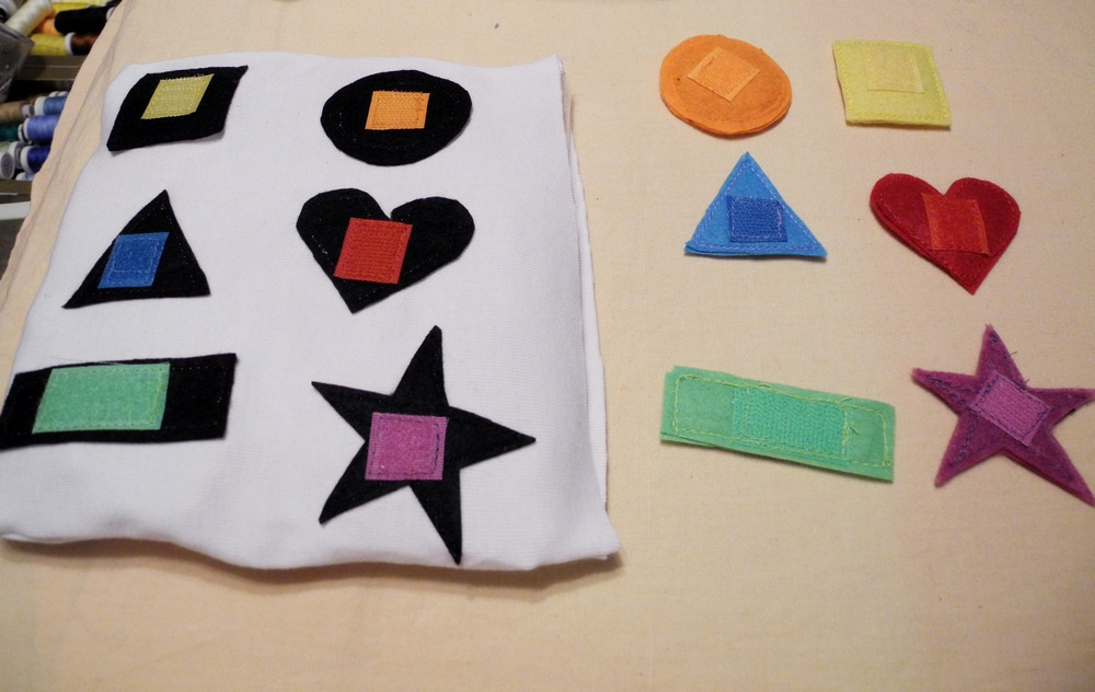 Picture of Page Ten - Shapes and Colors