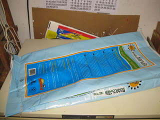 Picture of Pet or Bird Food Bags-Save Space in the Trash