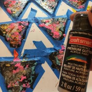 Glitter Paint Time (optional)