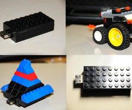 LEGO USB