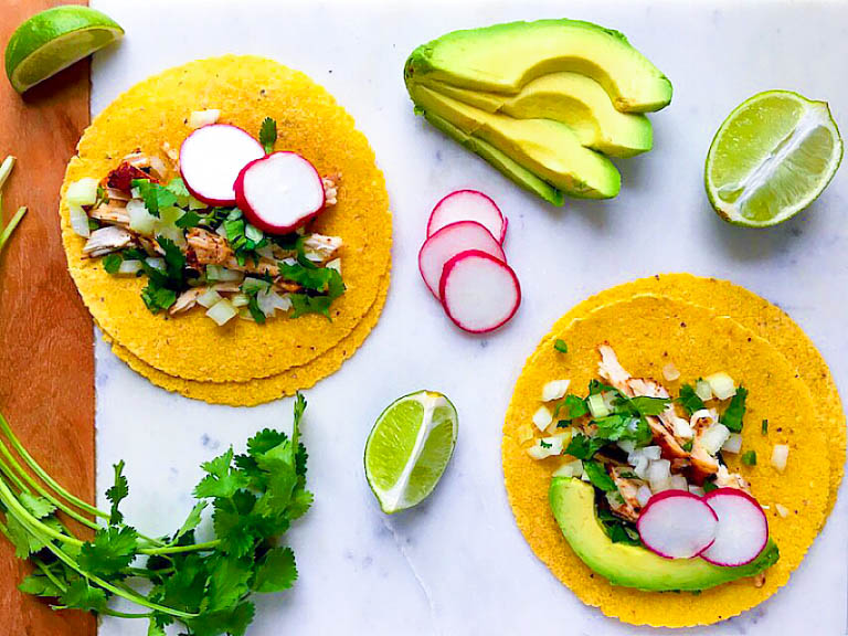 Picture of Easy Weeknight Chicken Tacos