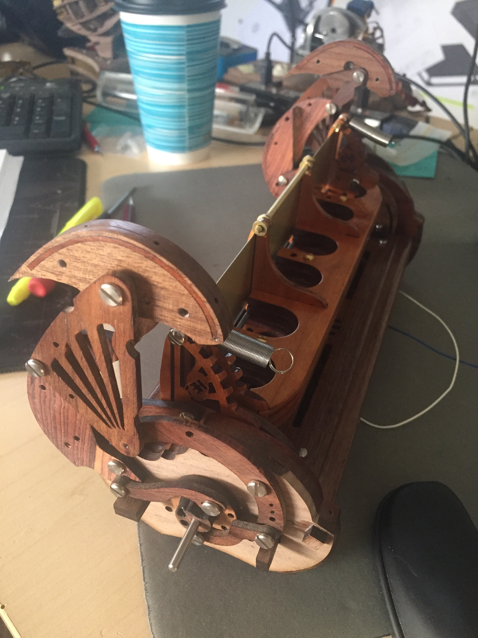 Picture of Opening Mechanism