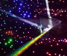 Pink Floyd Light Dispersing Poster