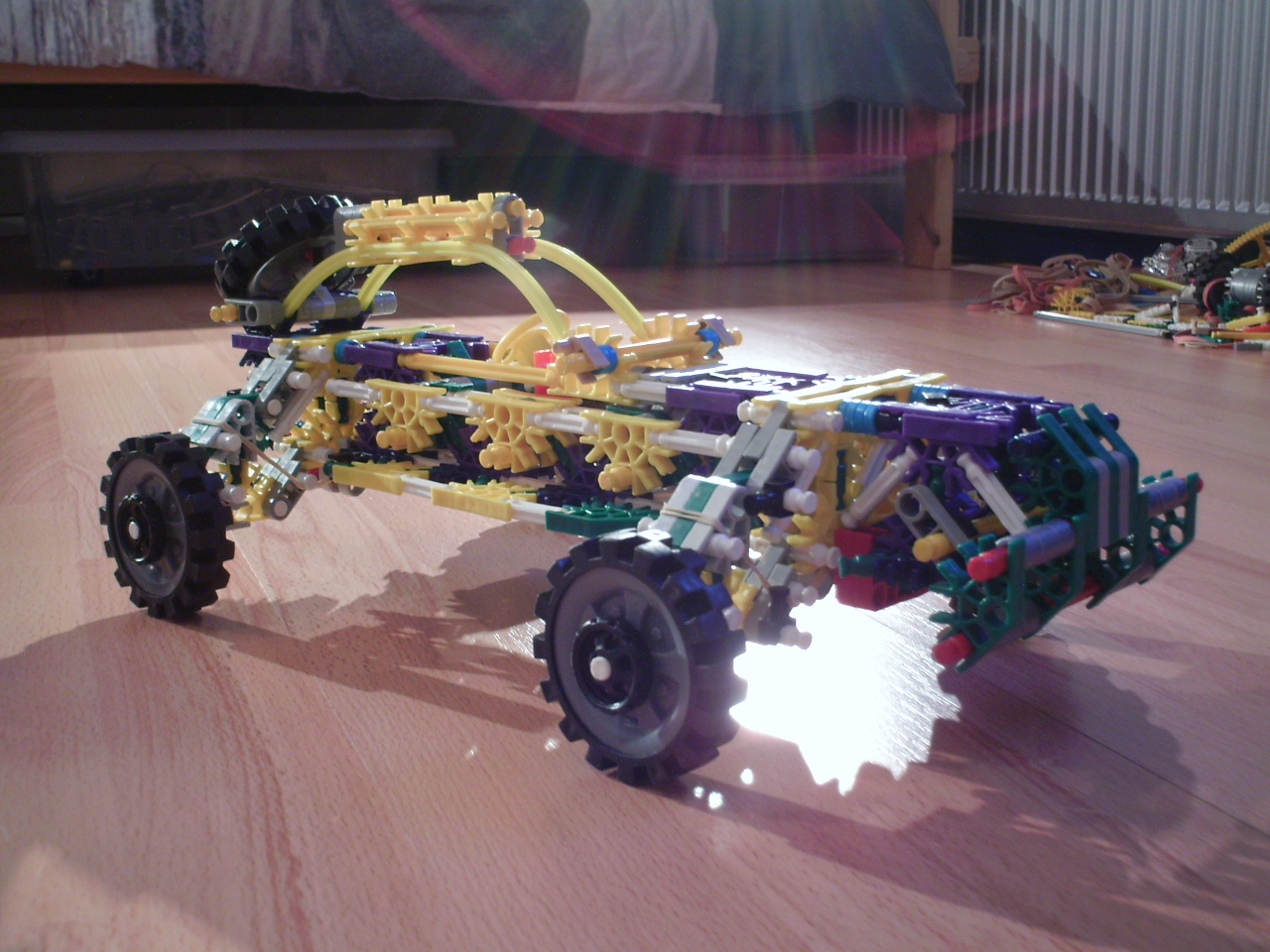 Picture of The Sukito TS-1120 Dune Buggy