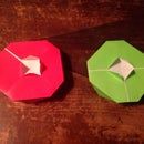 Origami Flying Saucer (really flies)