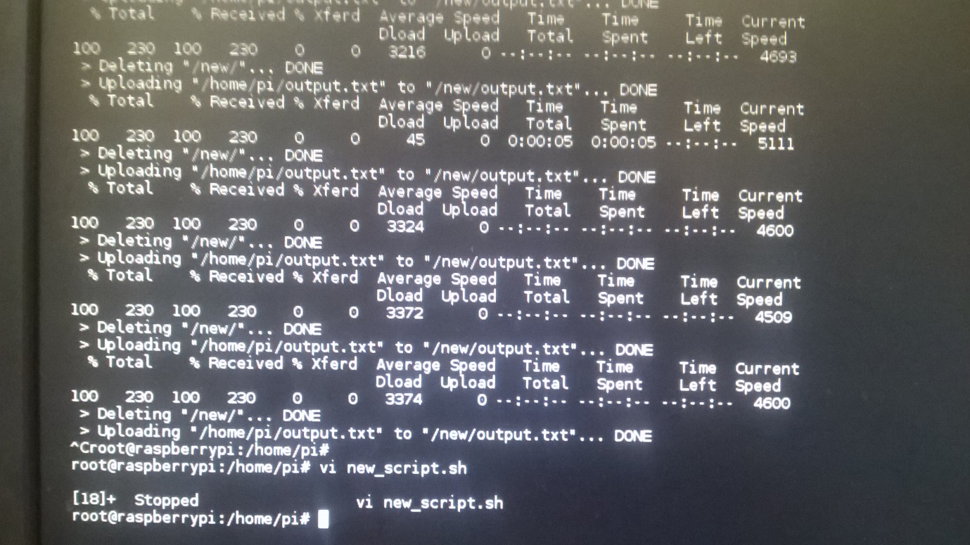 Picture of Run the Linux Command