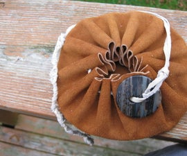 Simple Leather Pouch