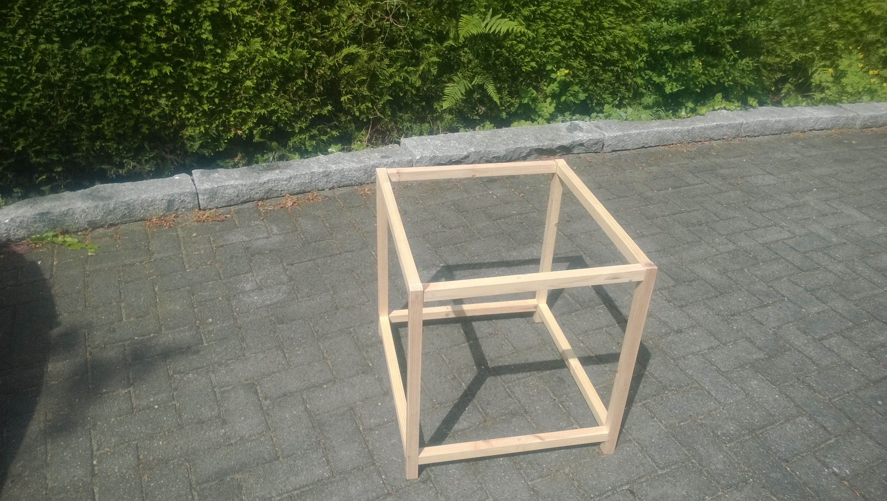 Picture of Frame: Initial Shape