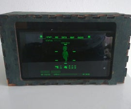 Fallout 4 Pipboy Prototype