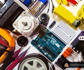 The Beginner's Guide to Control Motors by Arduino & L293D