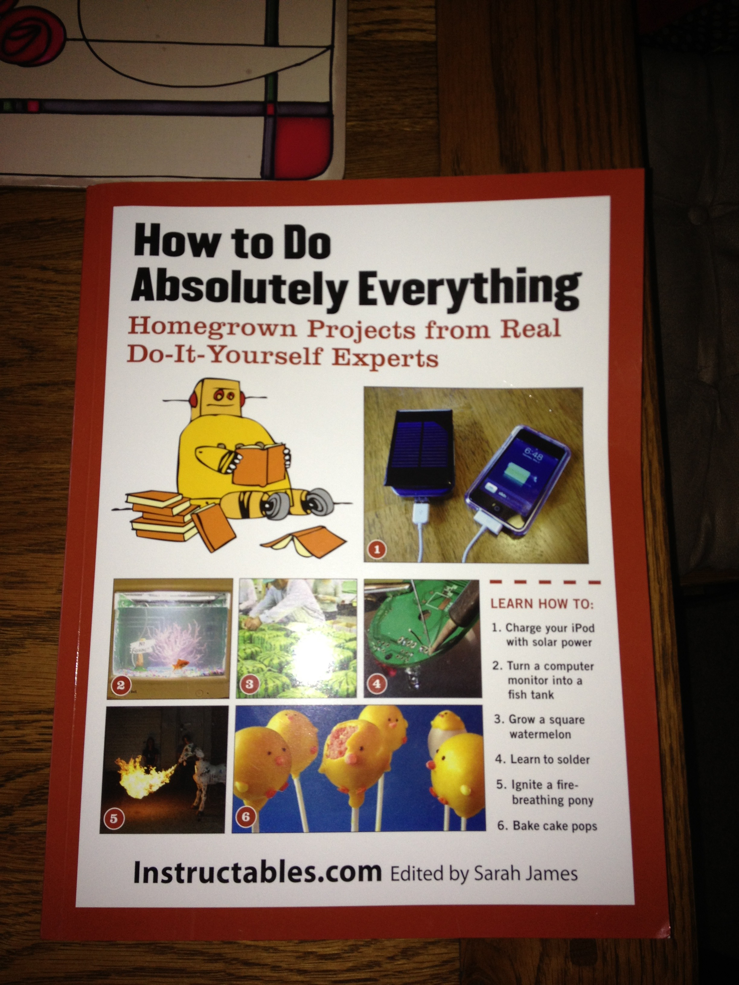 Picture of How to Make Absolutely Everything!