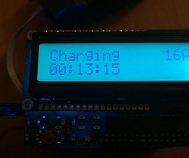 Arduino EV J1772 Charging Station