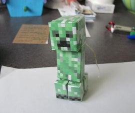 Exploding Paper Creeper