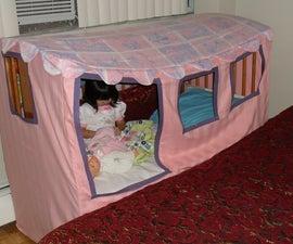 Cozy Cottage Crib Canopy