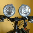 Awesome Twin Spotlamps