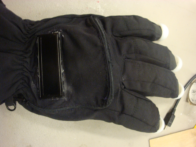 Picture of Cut Open the Glove