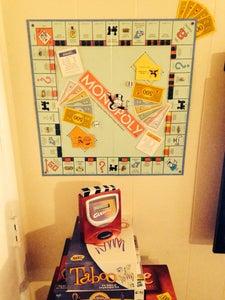Monopoly Wall Art