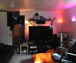 Building Your Own Ambient Color Lighting Bars