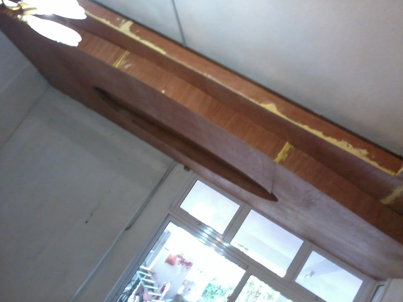 Picture of Covering the Frames With Plywood
