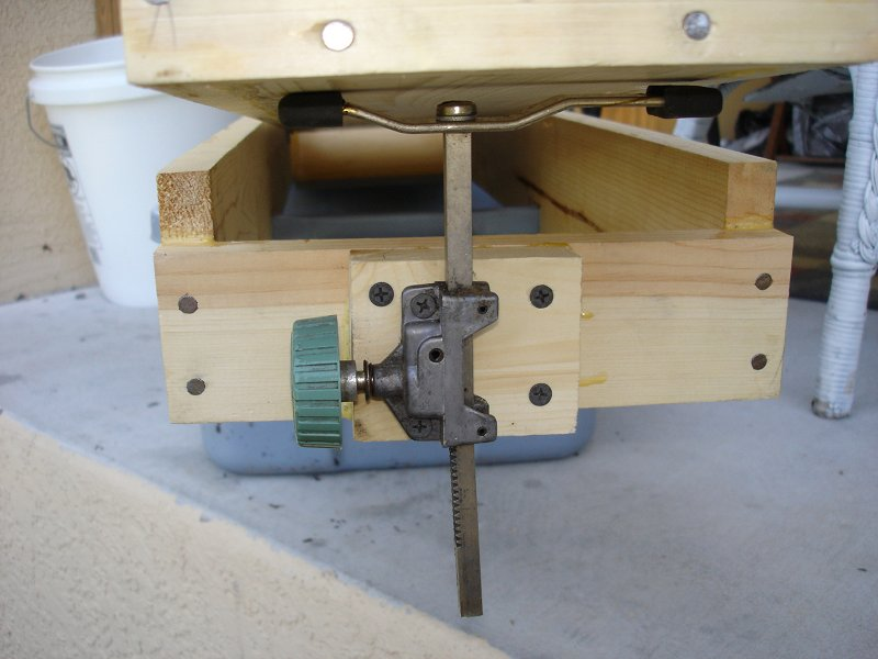 Picture of Optional Refinements to the Sluice