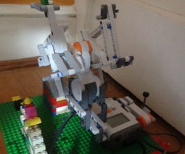 LEGO Mindstorms Ferris Wheel