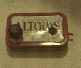 Pocket Sized Synthesizer