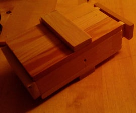 How to Make a Wooden Puzzle Box From KAPLA