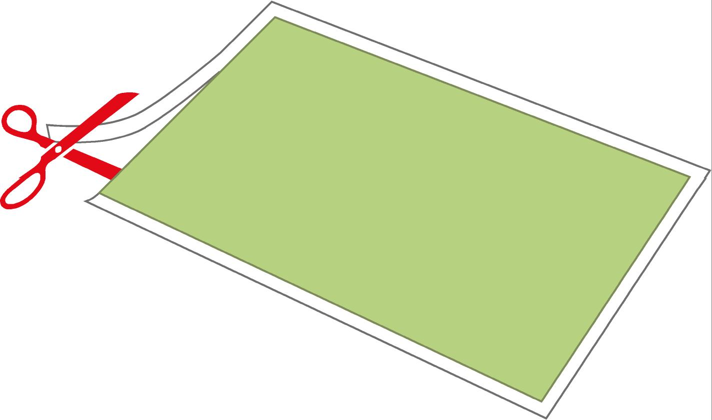 Picture of Cut Out Your Lining Paper