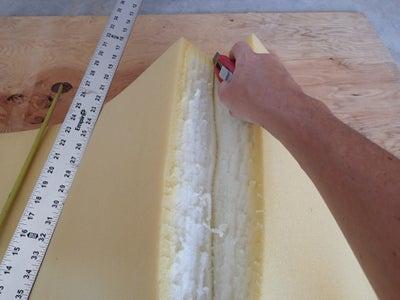 Cut the Foam