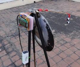 Long Range Ultrasonic Distance Sensor
