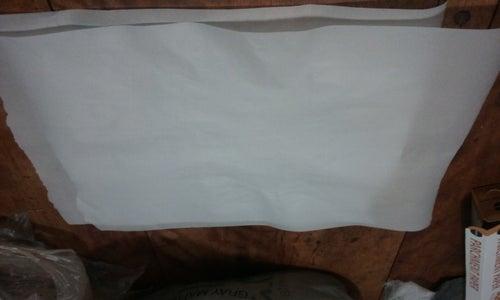 Fusing the Plastic Bags