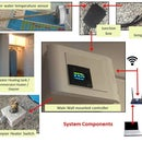 Smart Data Logging Water Geyser (Heating) Controller for the Home