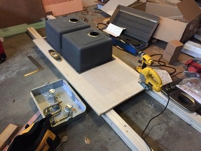 Interior Construction - Kitchen