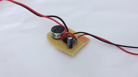 Solder the Circuit Onto a Piece of Perf Board