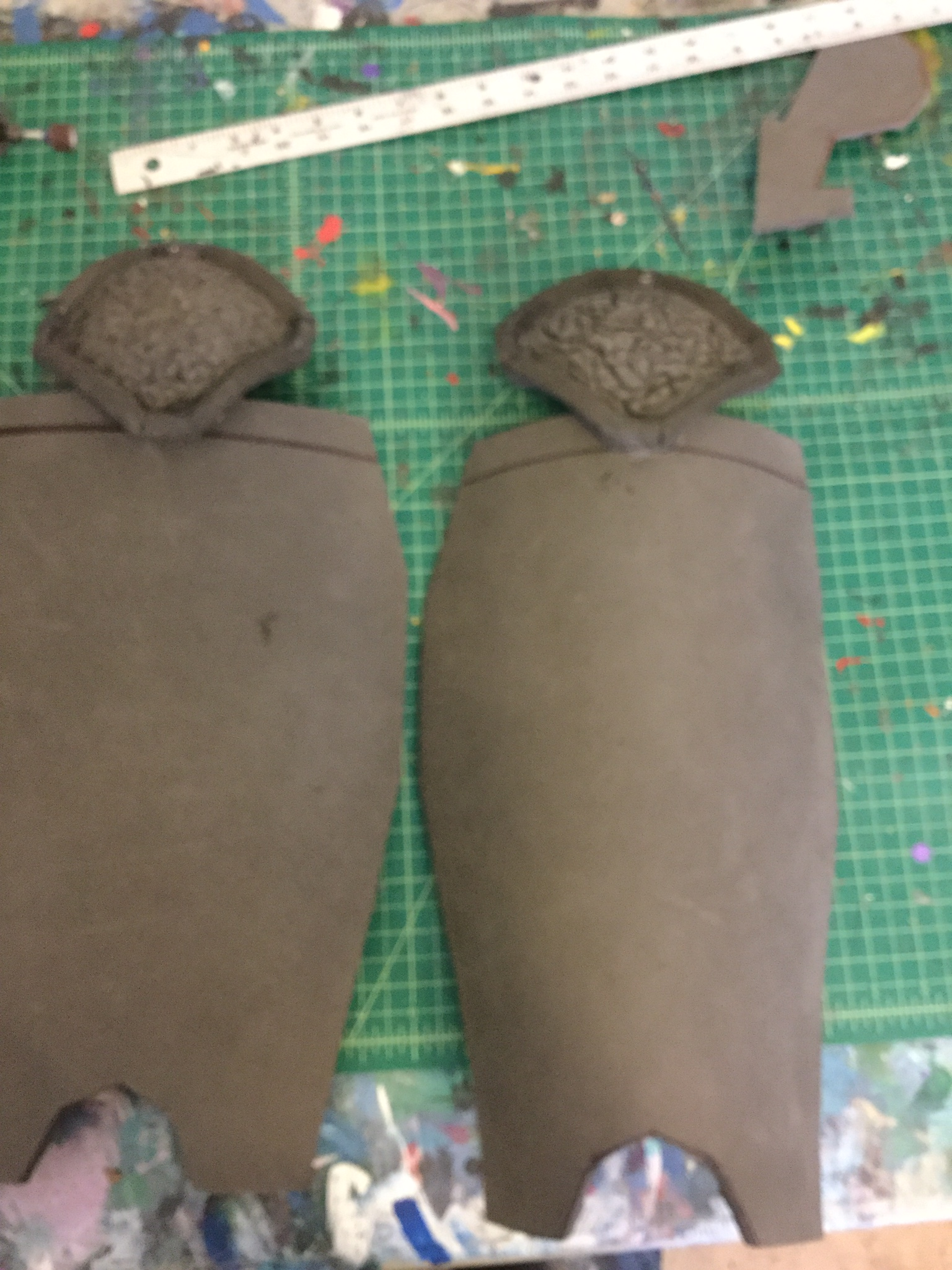 Picture of Knees, Shins, and Foot Cover