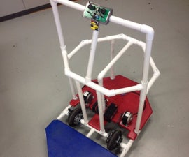 PVC Transport Cart