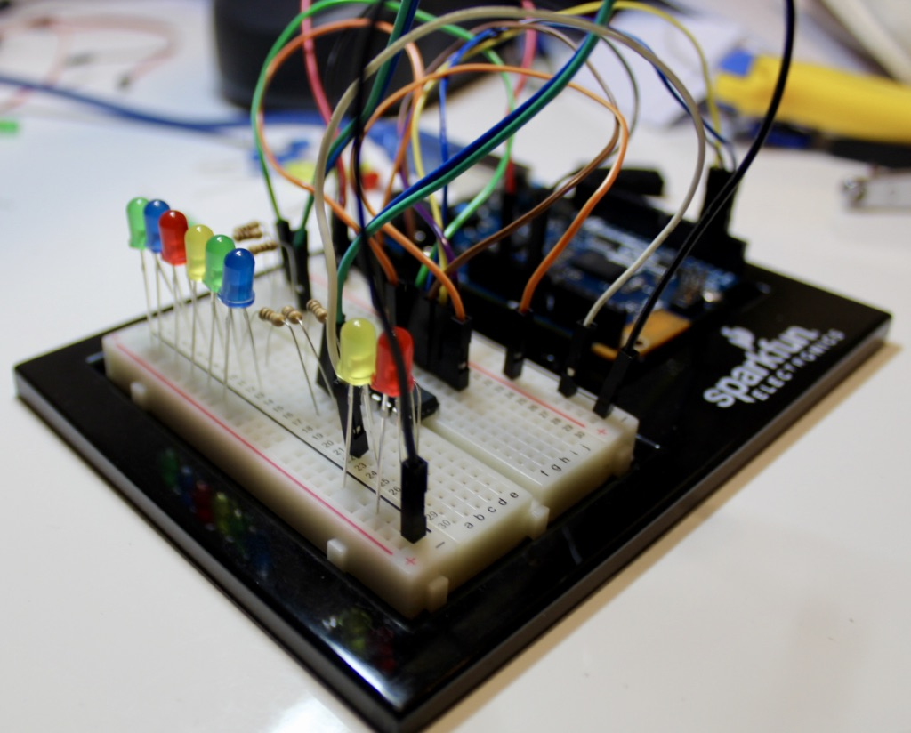 Picture of Circuitry