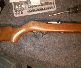 Low budget accurizing for the Ruger 10/22