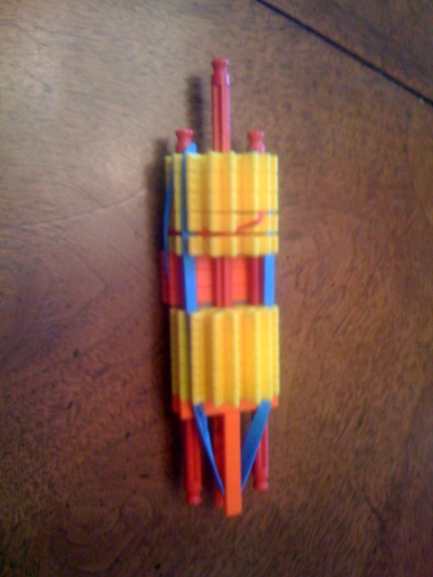 Picture of Basic K'nex Launcher