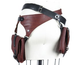 Creating Leather Belts